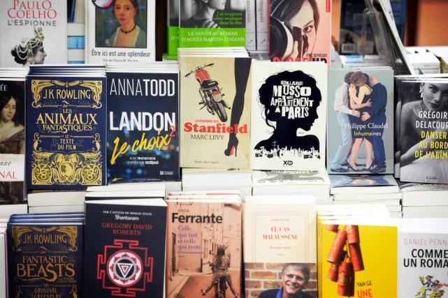 Existe-t-il une formule gagnante pour écrire un best-seller?... (PHOTO BERNARD BRAULT, LA PRESSE)