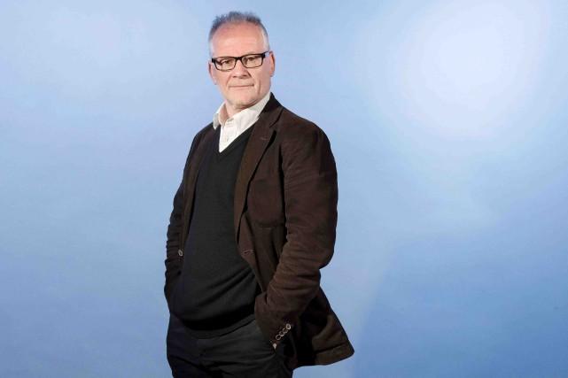 Thierry Frémaux est ledélégué général du Festival de... (AFP, Joël Saget)