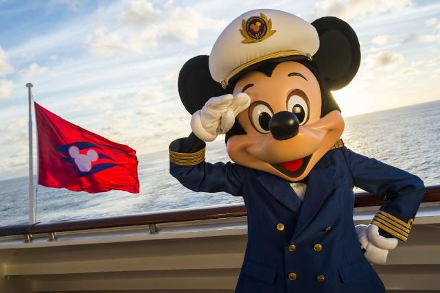 Les croisières Disney seront de passage à Saguenay, à l'automne 2018. Après... (Photo tirée d'Internet)