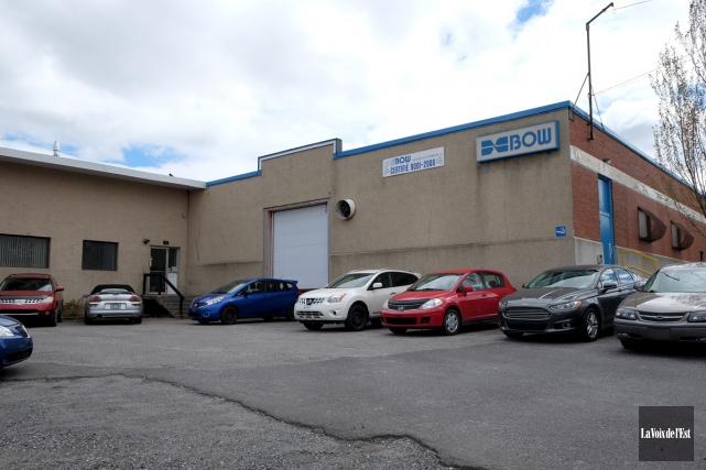 L'usine de Bow Groupe de plomberie a changé... (Alain Dion, La Voix de l'Est)