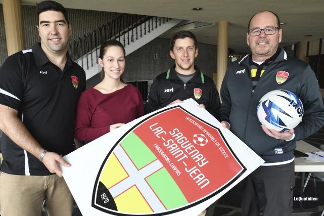 L'Association régionale de soccer du Saguenay-Lac-Saint-Jean/Chibougamau-Chapais a fait... (Photo Le Quotidien, Michel Tremblay)