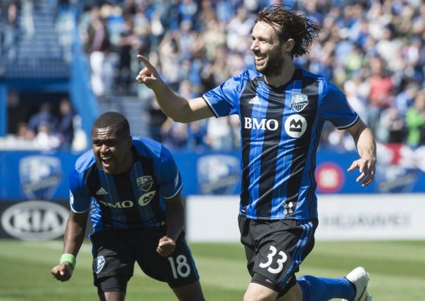 L'Impact (2-3-4) demeure en position précaire avant son... (Photo Paul Chiasson, La Presse canadienne)