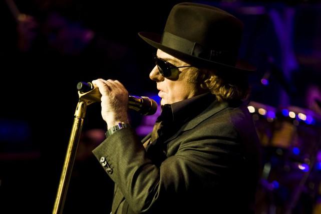 L'artiste irlandais Van Morrison, qui a composé des succès comme Brown Eyed... (Photo fournie par l'artiste)