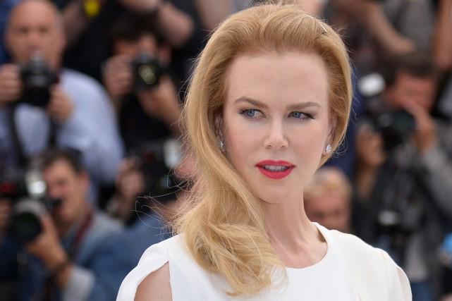 Nicole Kidman lors de la présentation du film... (PHOTO ARCHIVES AFP)