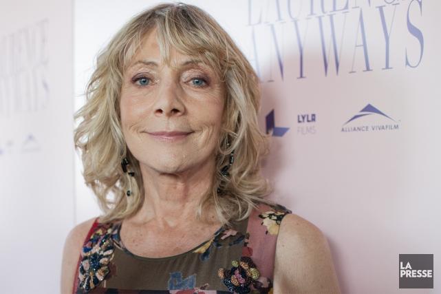 La productrice Lyse Lafontaine recevra le premierIris Hommage.... (PHOTO EDOUARD PLANTE-FRÉCHETTE, LA PRESSE)