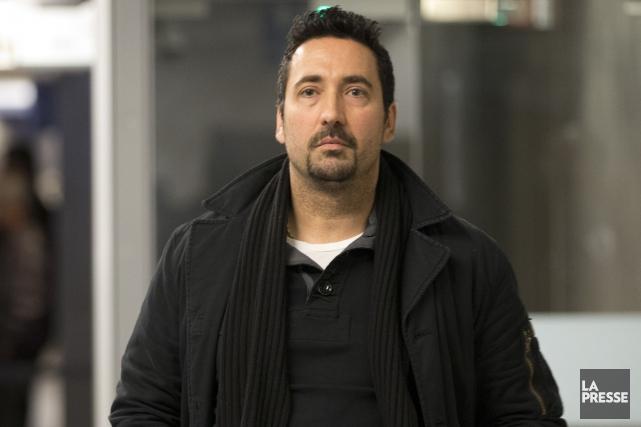 Danny De Gregorio (Alias Danny Arm)... (PHOTO DAVID BOILY, ARCHIVES LA PRESSE)