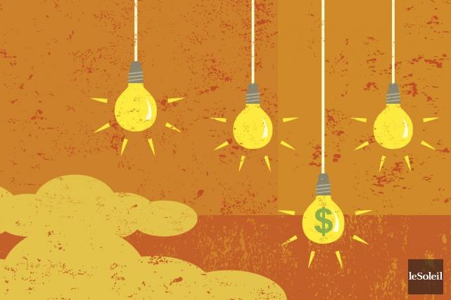 Quels conseils donneriez-vous à un entrepreneur qui s'apprête à céder... (Infographie Le Soleil)