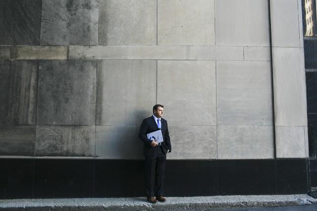 Vincent Lecorne, président du Centre de transfert d'entreprise... (Image fournie par le CTEQ)