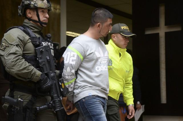 La bande de narcotrafiquants était «dirigée par un... (AFP)