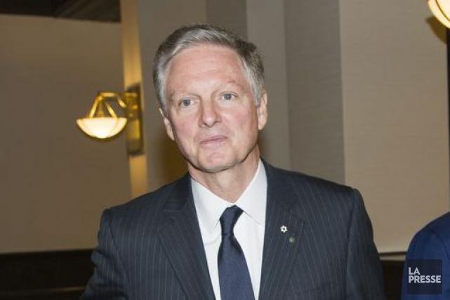 Paul Desmarais... (La Presse canadienne)
