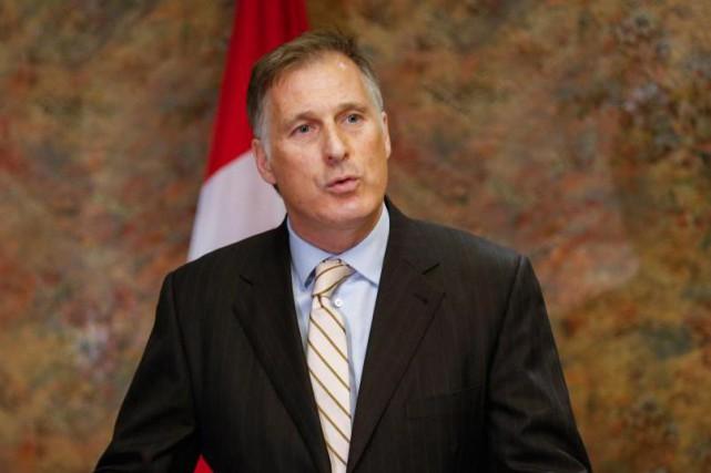 Maxime Bernier croit qu'il pourra se passer des... (Archives La Presse canadienne, Jeff McIntosh)