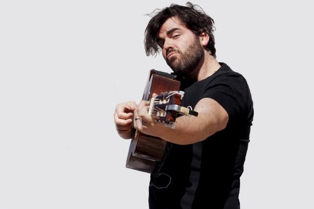 Pépé et sa guitare sera en spectacle le... (Courtoisie)