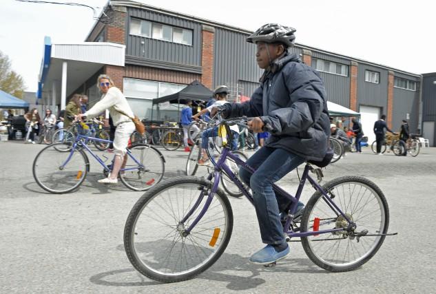 La 5e édition de la Foire aux Vélos... (Maxime Picard)