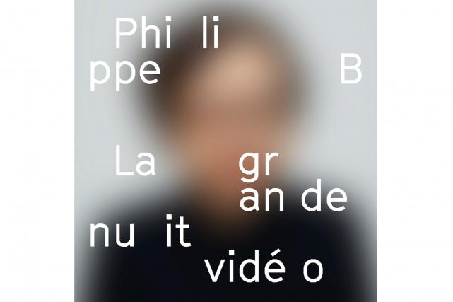 Chanson,La grande nuit vidéo, de Philippe B...