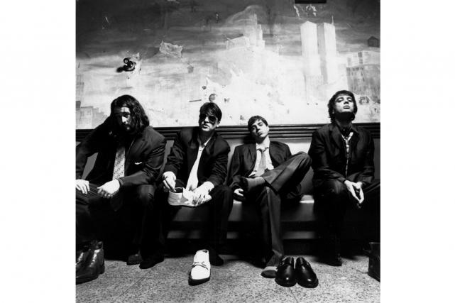 Rock alternatif, In Spades, de Afghan Whigs...