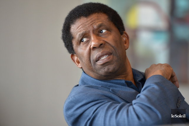 Dany Laferrière... (Photo Yan Doublet, ARCHIVES Le Soleil)