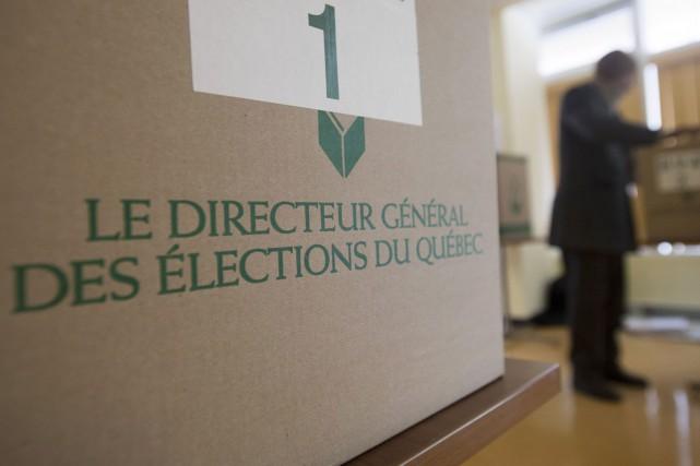 Le scrutin aura lieu le 29 mai. Quelque... (PHOTO ARCHIVES LA PRESSE CANADIENNE)