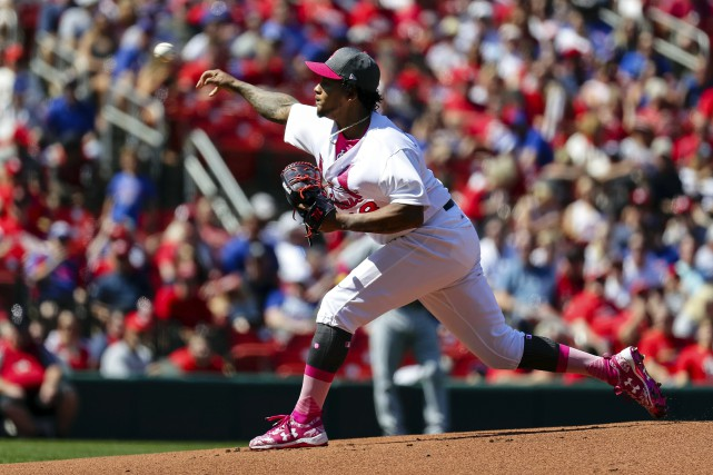 Carlos Martinez... (Photo Tim Spyers, AP)