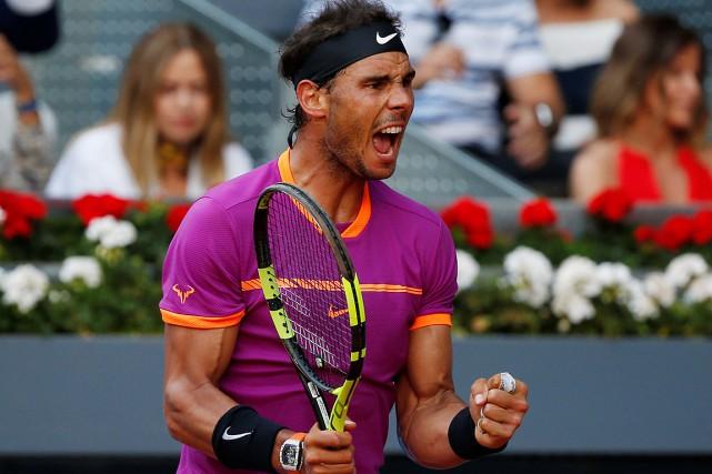 Rafael Nadal... (Photo Susana Vera, REUTERS)