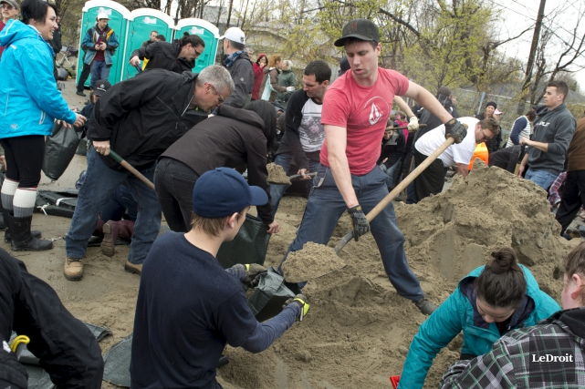 C'est important d'honorer le travail des bénévoles souligne... (Martin Roy, archives Le Droit)