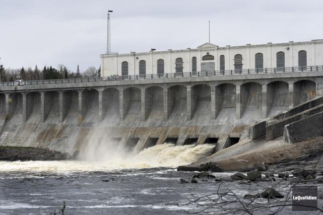 La tendance de crue de plusieurs rivières et... (Le Quotidien, Michel Tremblay)
