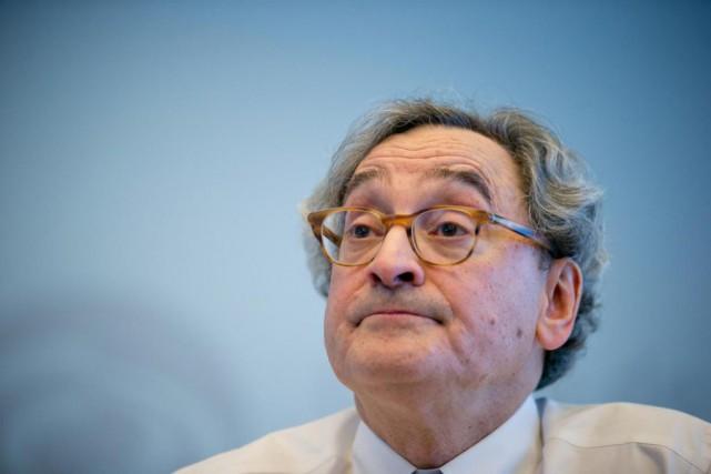 Michael Sabia, PDG de la Caisse de dépôt... (Photo David Boily, Archives La Presse)