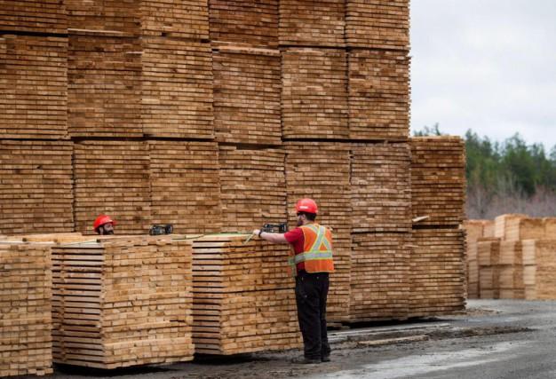 Le mois dernier, le département du Commerce des... (PHOTODarren Calabrese, Archives la presse canadienne)
