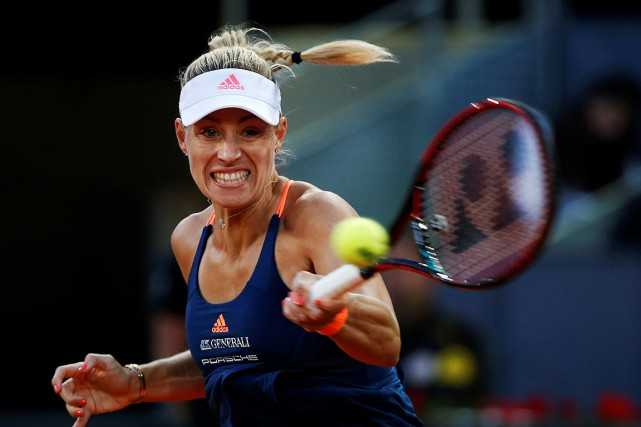 Angelique Kerber... (Photo Susana Vera, archives REUTERS)