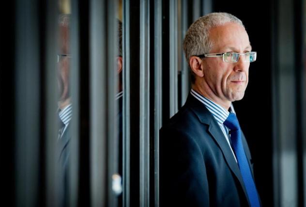 Sylvain de Champlain,planificateur financier... (Photo Marco Campanozzi, La Presse)