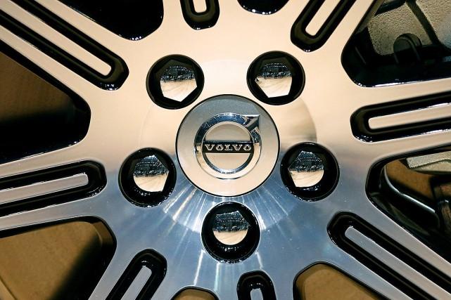 La compagnie Volvo est déjà partenaire de deux... (Photo Arnd Wiegmann, archives REUTERS)