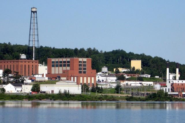 Le site des Laboratoires de Chalk River.... (Padraic Ryan, wikipédia)