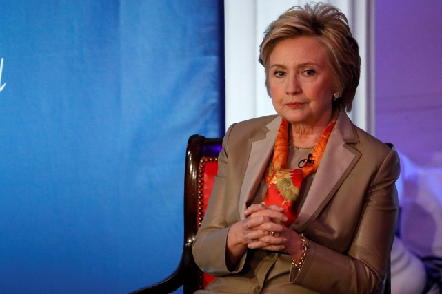 Hillary Clinton... (PHOTO REUTERS)