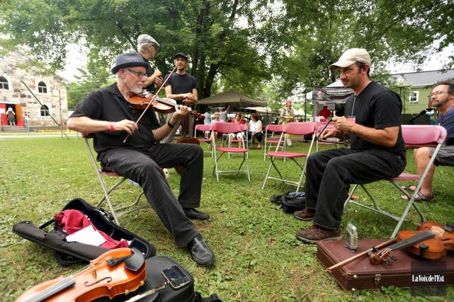 Le 4e Festival de violon traditionnel se tiendra... (Catherine Trudeau, archives La Voix de l'Est)