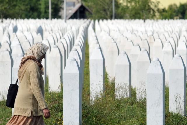 Depuis la fin du conflit en Bosnie (1992-1995),... (PHOTO AFP)