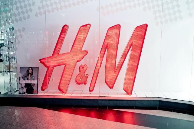 L'arrivée d'un gros joueur comme H&M au centre... (Bloomberg)
