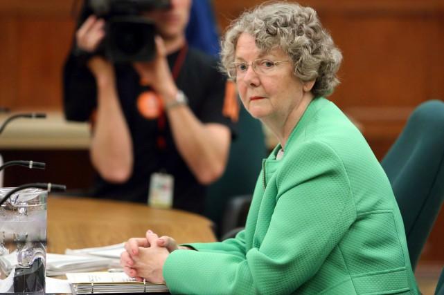 La commissaire à l'éthiqueactuelle, Mary Dawson.... (PHOTO PC)