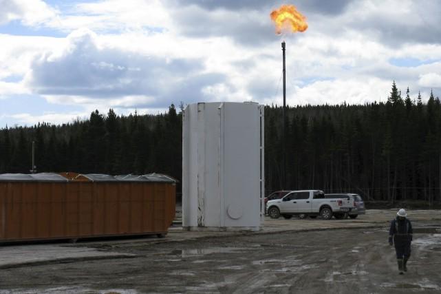 L'entreprise fusionnée poursuivra le projet d'extraire du pétrole... (Collaboration spéciale Geneviève Gélinas)