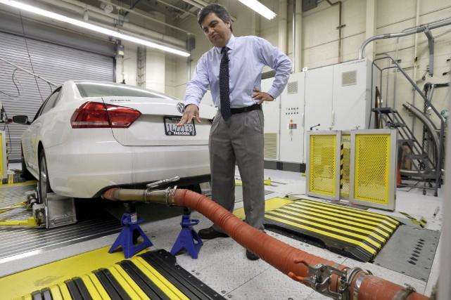 Depuis 2015, on sait que Volkswagen et d'autres... (AP, Nick Ut)