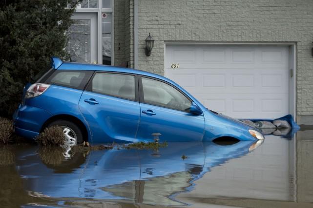 Les sinistrés des inondations du dernier mois ne... (Martin Roy, Le Droit)