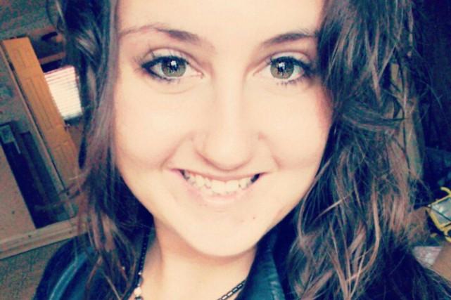 Karine Gagné était accusée d'avoir eu une relation... (Tirée de Facebook)
