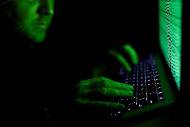 «Les méthodes utilisées par les pirates informatiques sont... (ARCHIVES REUTERS)