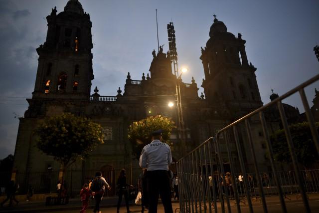 Située en plein coeur de la capitale, la... (PHOTO AFP)