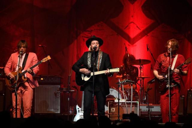 Arcade Fire... (Photo Bernard Brault, Archives La Presse)