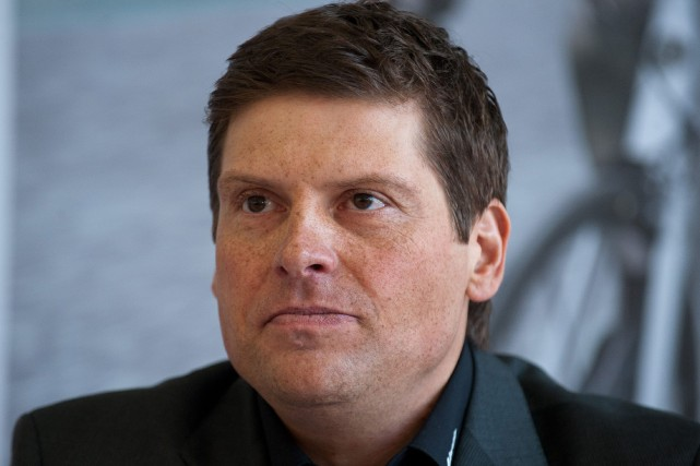 Jan Ullrich, en 2012.... (Photo Patrick Sinkel, archives Associated Press)