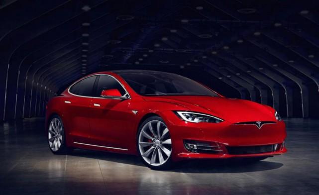 La Tesla ModelS a fait mentir tous ceux... (Photo fournie par le constructeur)