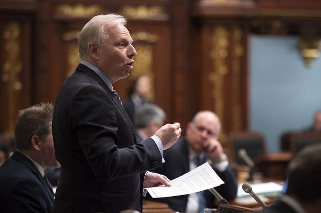 Le chef du Parti québécois, Jean-François Lisée.... (Archives La Presse canadienne)