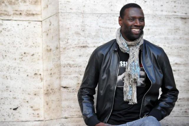 Omar Sy... (PhotoTIZIANA FABI, Archives Agence France-Presse)