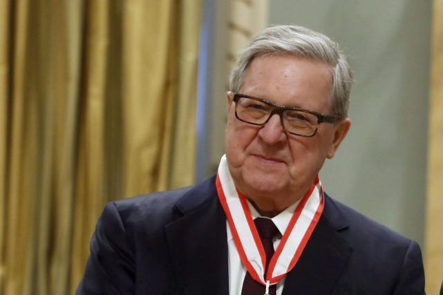 Lloyd Axworthydirigera le Conseil mondial pour les réfugiés.... (Photo Fred Chartrand, archives La Presse canadienne)