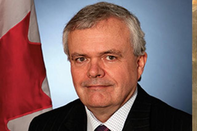 Le sénateur Stephen Greeneaffirme avoir été poussé vers... (Photo Sénat du Canada)