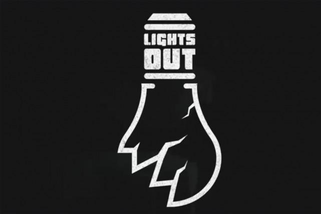 Lumières flashy et lasers sont la norme de nos jours dans la plupart... (Photo tirée d'une vidéo)